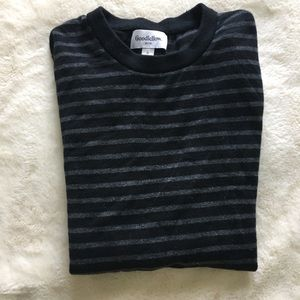 2 for $10 Goodfellow Striped Sweater